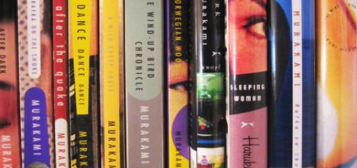 haruki-murakami-books